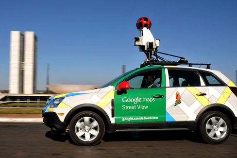 Google Flexes Its Mapping Muscle