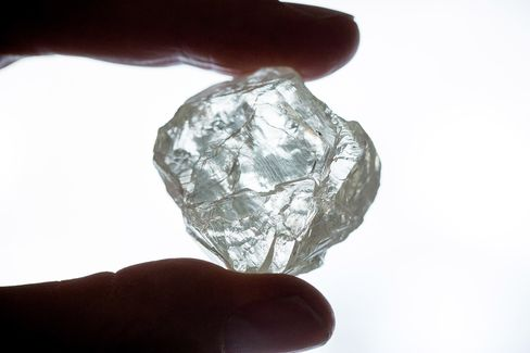 The Foxfire diamond.
