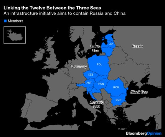 This Is How Europe Can Push BackAgainst China and Russia