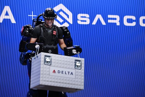 Sarcos Robotics Plans SPAC Deal for $1.3 Billion Value