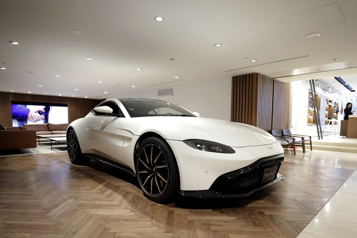 Aston Martin Is Making an SUV to Try and Revive Sales Growth