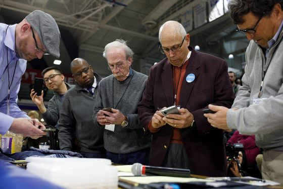 Democrats Promise Iowa Results Tuesday in Bid to Save Caucus