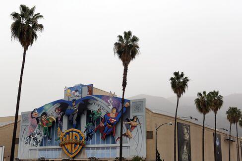 Warner Bros. Studios Stand in Burbank