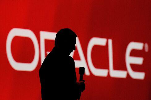 Oracle Revenue Falls Short of Estimates as Hardware Sales Drop