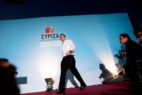 Greece's Anti-Bailout Brigade Is Here to Stay