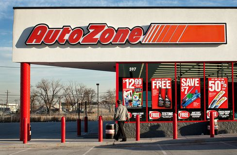 Lampert Cuts AutoZone as Clients Pull Money Amid Sears Losse