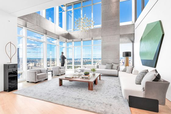 Steve Cohen's Former NYC Penthouse Marked Up 18% to $36 Million in Just Four Months