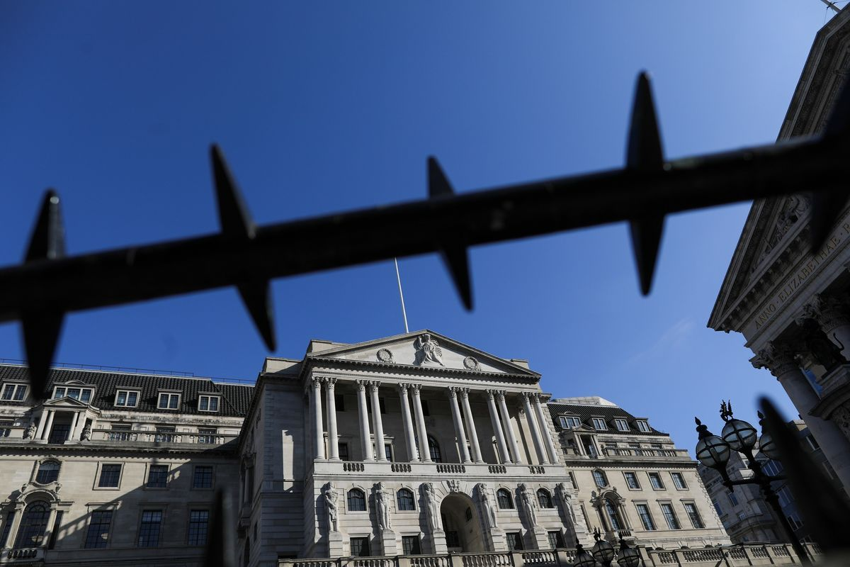 Citi Seeing Negative U.K. Rates Shows Economists Joining Markets