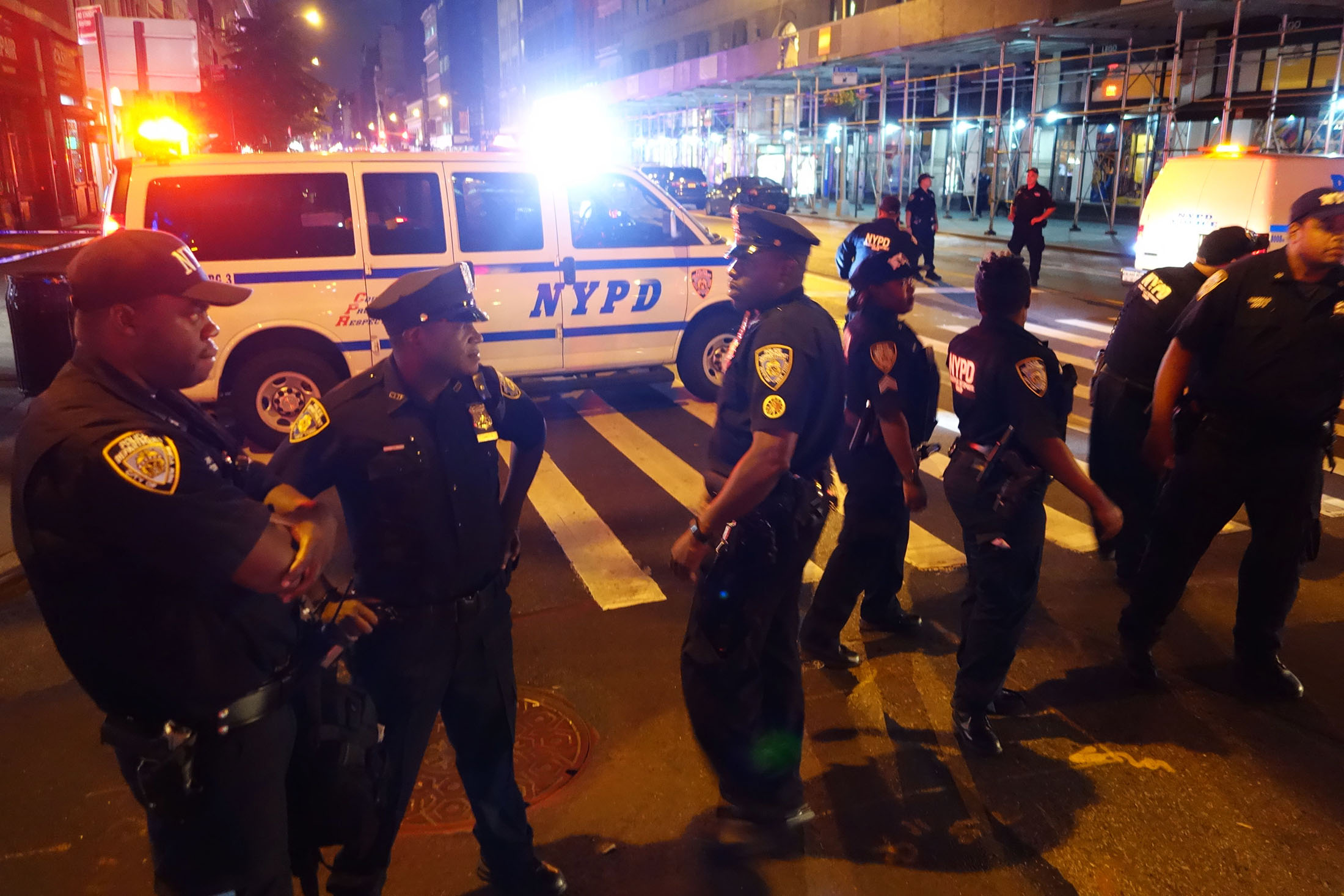 Alert System Faulted After New York Bombing Gets More Capability - Bloomberg