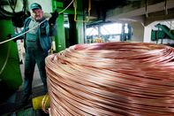 relates to Copper Surges to Two-Year High on Supply Risks