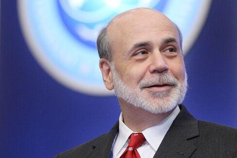 Ben Bernanke Is Locking in His Legacy