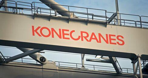 Terex Merges With Konecranes to Create $10 Billion Supplier