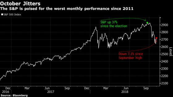 It's Politics Zapping Stocks, a Big Democratic Hedge Fund Guy Says