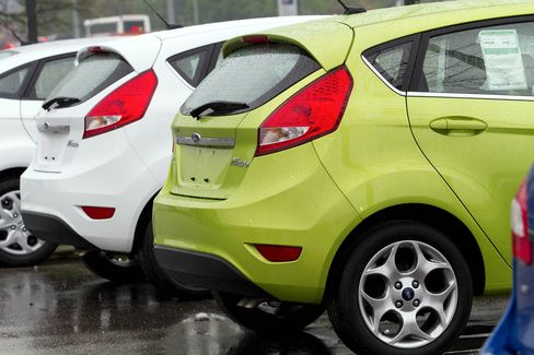 April Auto Sales May Rise
