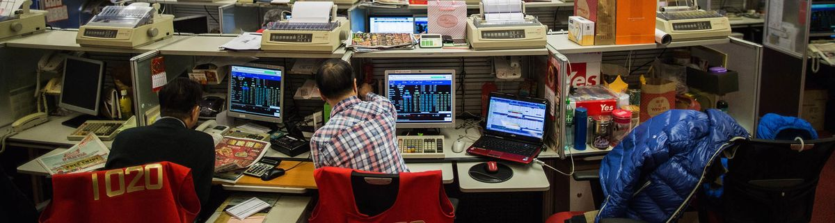 Hong Kong Stocks May Get Boost From China's Clampdown on Outflows