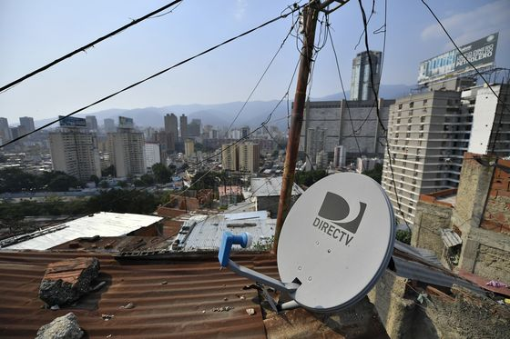 Venezuela Orders Takeover of AT&T's Local Pay-TV Carrier DirecTV