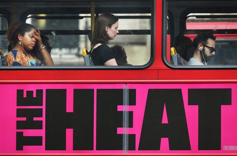 London Faces Day Two of Heatwave Alert as Temperatures Soar