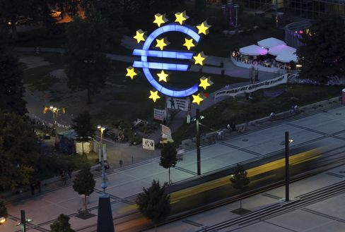 ECB Said to Urge Weaker Basel Liquidity Rule on Crisis Concerns