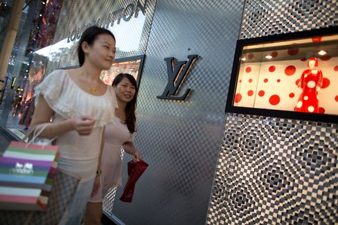 China Luxury Sales to Get Boost After Leadership Change