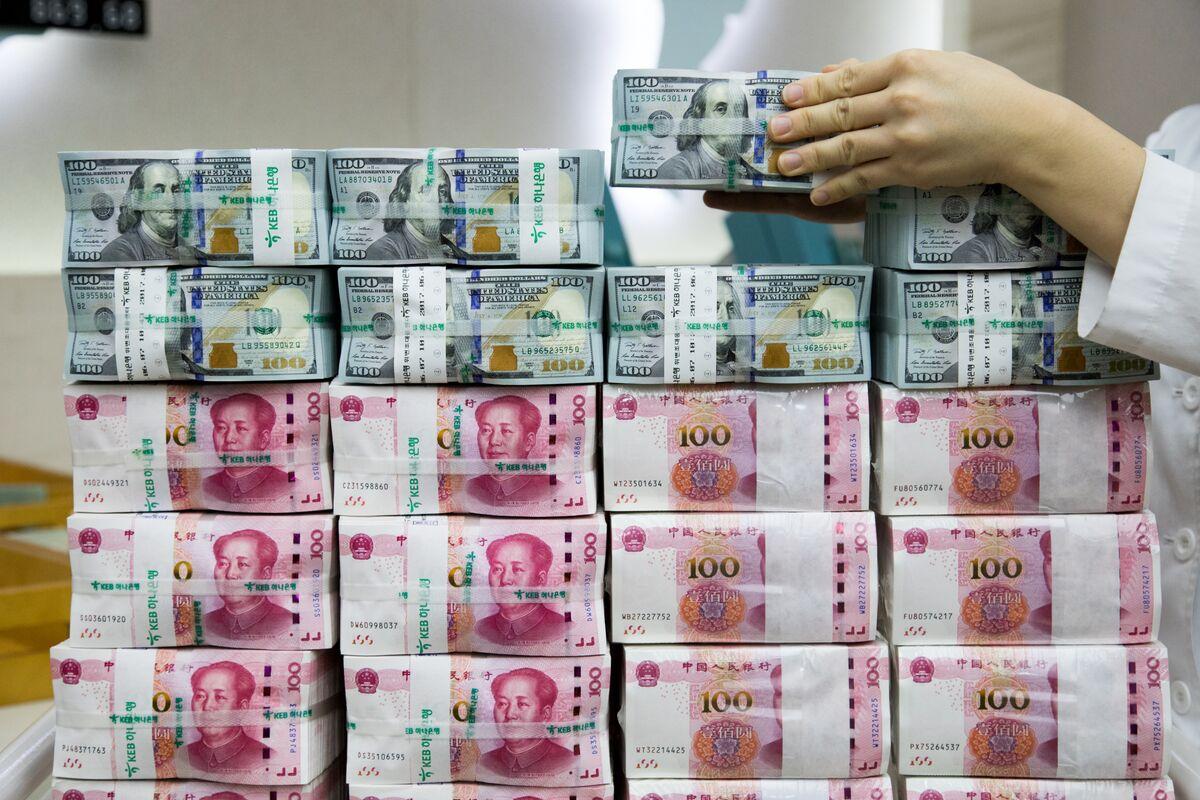 China Has a Dangerous Dollar Debt Addiction