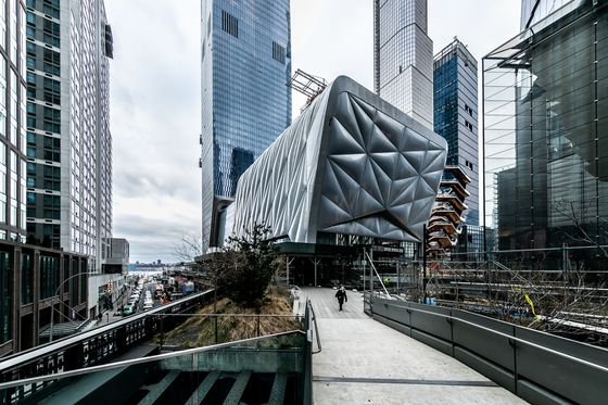 Hudson Yards' $25 Billion Project Caps Global Push for Oxford
