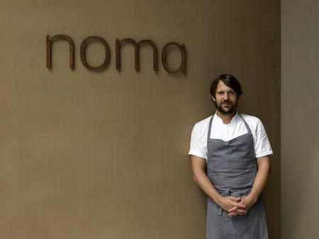 Rene Redzepi, 38, moved his team to Sydney for a 10-week popup.