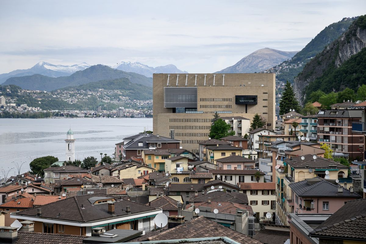 Swiss Talk of Annexing Italy's Former CIA Spy Nest Roils Rome