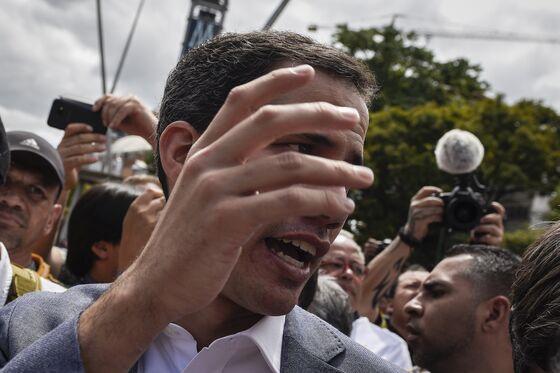 Venezuela's Maduro Faces Western Front as EU Toughens Line