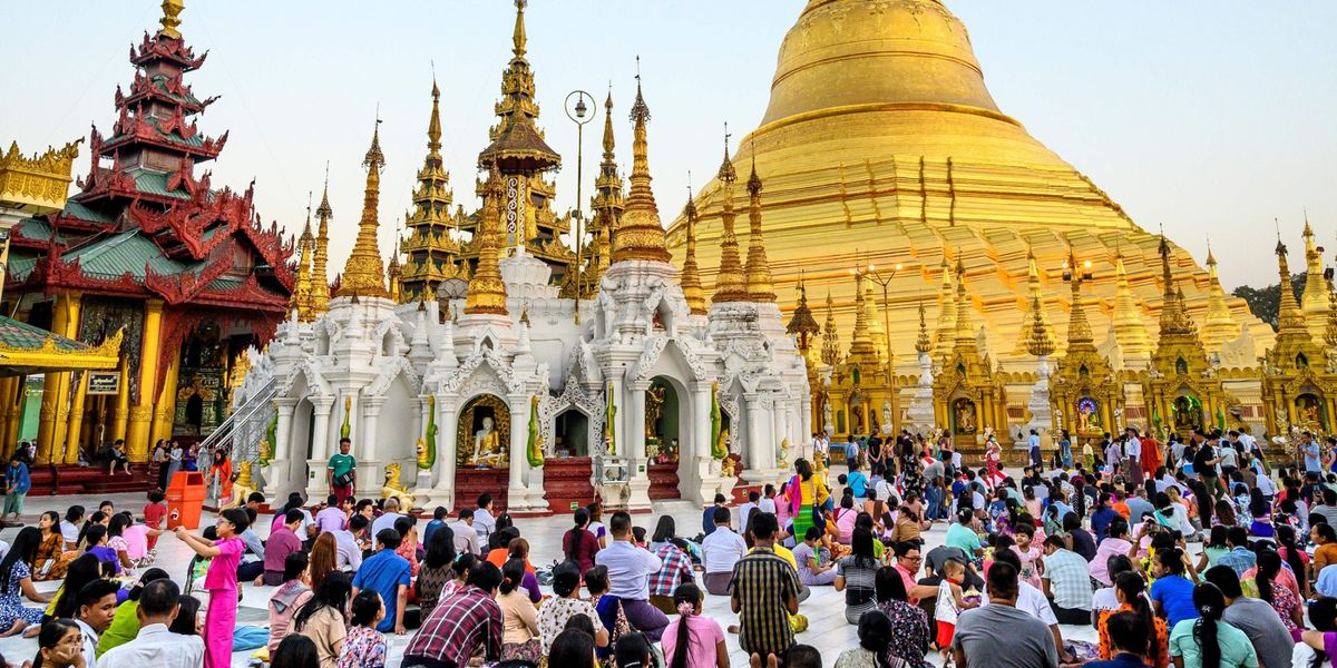 Myanmar Expects 5 Million Tourists in 2020 Despite Virus Fears