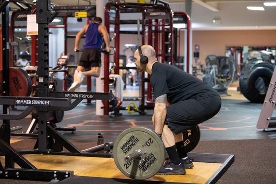 Gyms Are the Unlikely Winners of U.K. Post-Covid Reopening