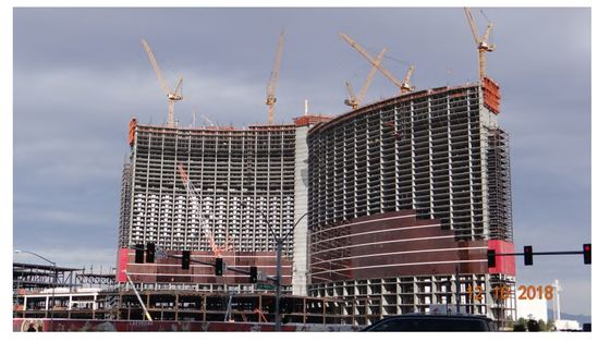 Wynn Accuses Genting of Copying Its Looks for Las Vegas Project