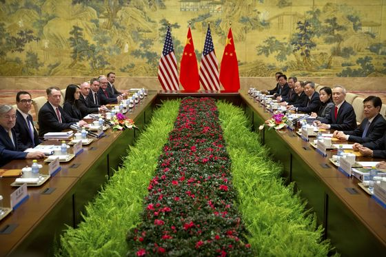 Across the Negotiating Table: A Who's Who of China's Trade Team