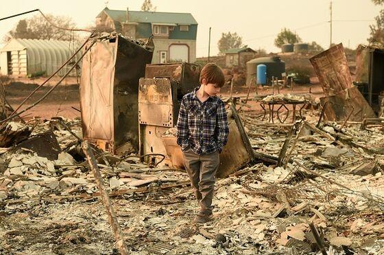 California's Wildfires Burn Through America's Climate Illusions