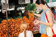 Shoppers In SoHo As Consumer Spending Figures Released