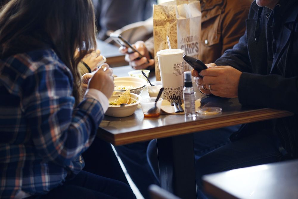 Chipotle (CMG) Stock Approaches Record High on Sales Momentum