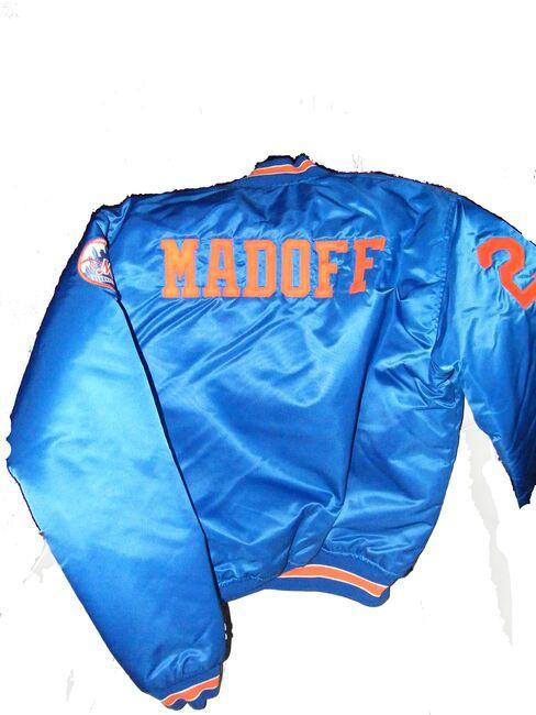 Bernard Madoff's Mets Jacket