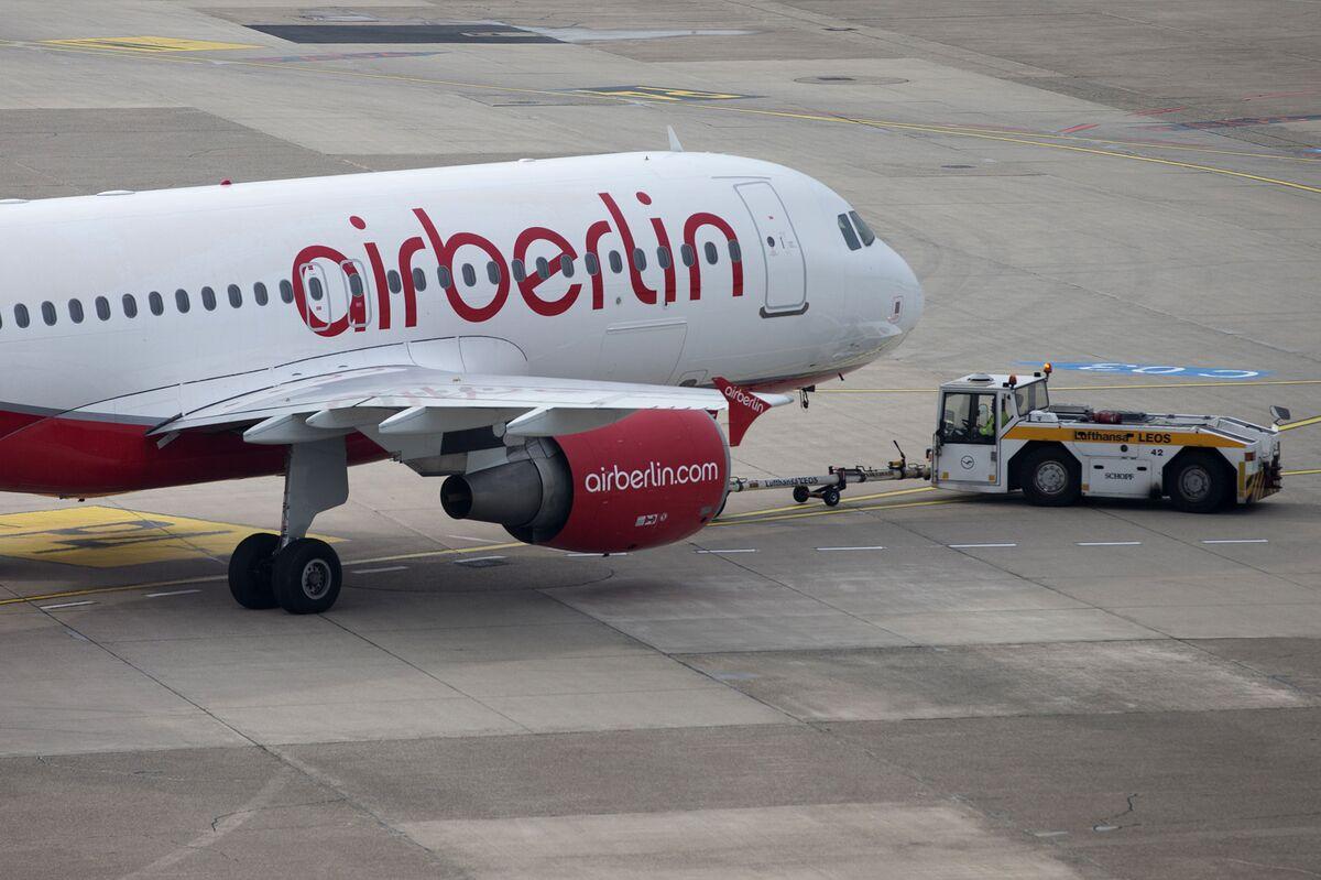 Air Berlin Files for Insolvency as Etihad Pulls Funding Plug