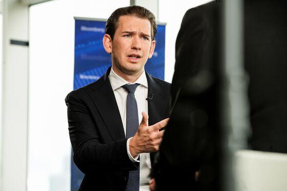 Austria's Government in Peril as Bribery Probe Engulfs Kurz
