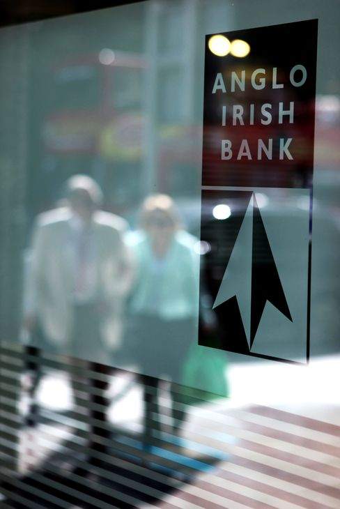 Anglo Irish Cost May Exceed 35 Billion Euros, S&P Says
