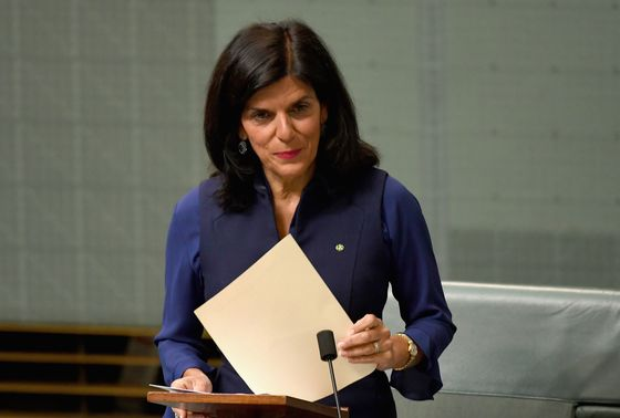 Australia Government Weakened as Liberal Lawmaker Julia Banks Quits