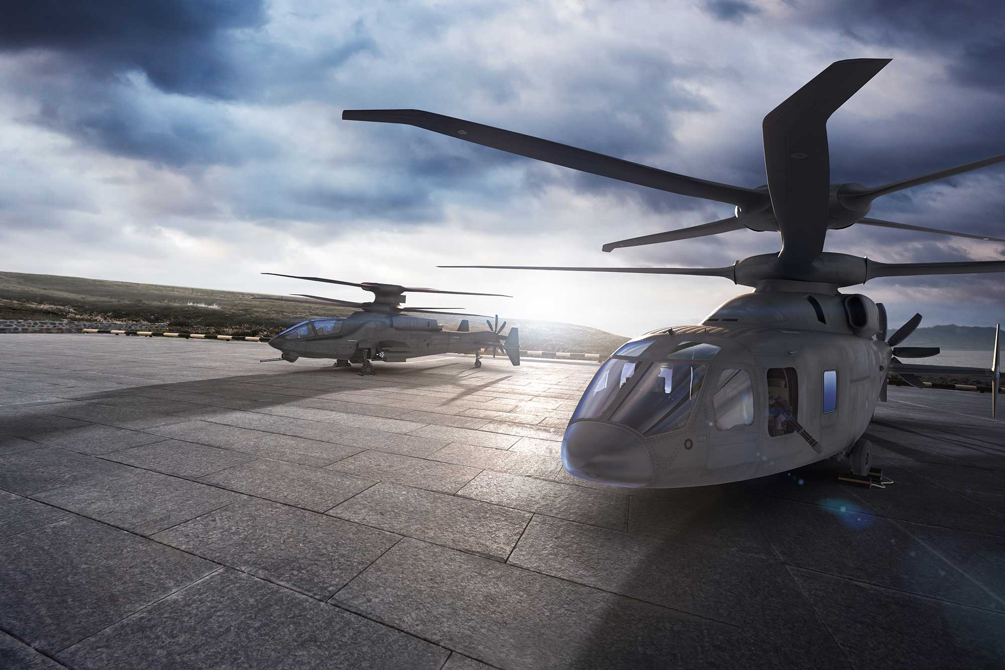 The U S  Army Wants to Replace Its Helicopters With These - Bloomberg