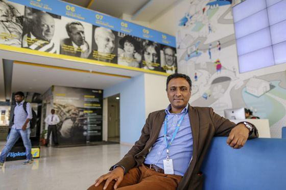How Walmart Decided to Oust an Icon of India's Tech Industry