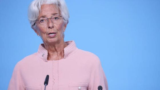 Lagarde Says Efforts to Promote Women Not Going Far Enough