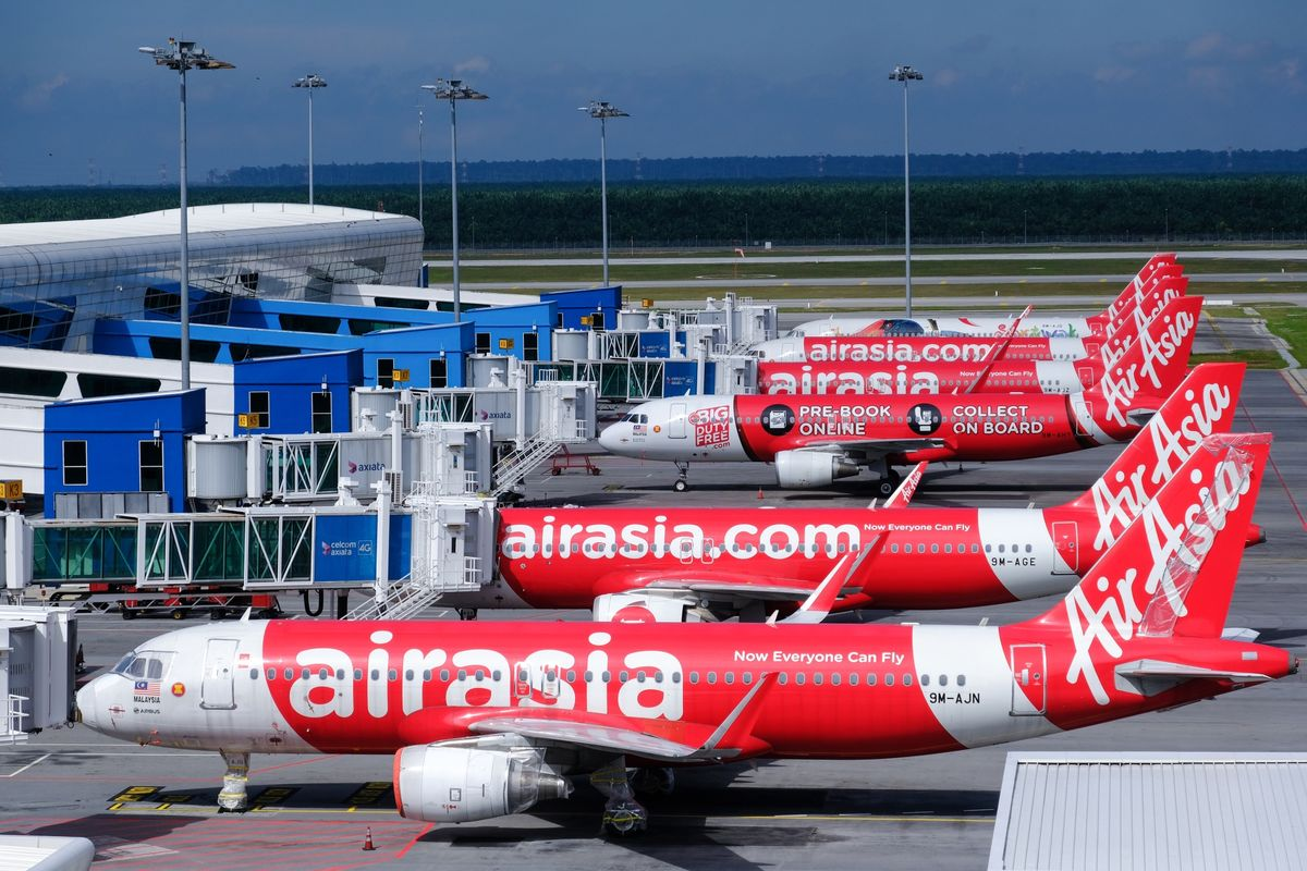 AirAsia Seeks Up to $600 Million Cash Injection to Endure Crisis