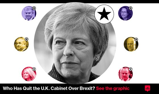 Brexit Bulletin: We Just Can't Take It Anymore