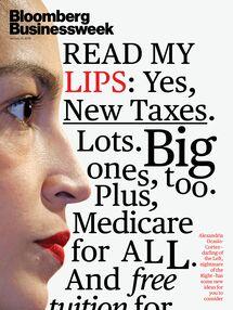 relates to How Alexandria Ocasio-Cortez Is Breaking the Tax-Hike Taboo in Washington