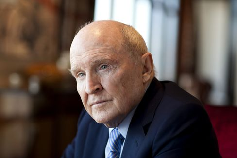 Surprise Jack Welch Missed Shows Better U.S. Growth: Economy
