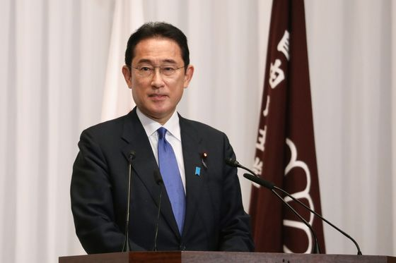 Japan's New Leader Pledges to Boost Wages Without Raising Sales Tax