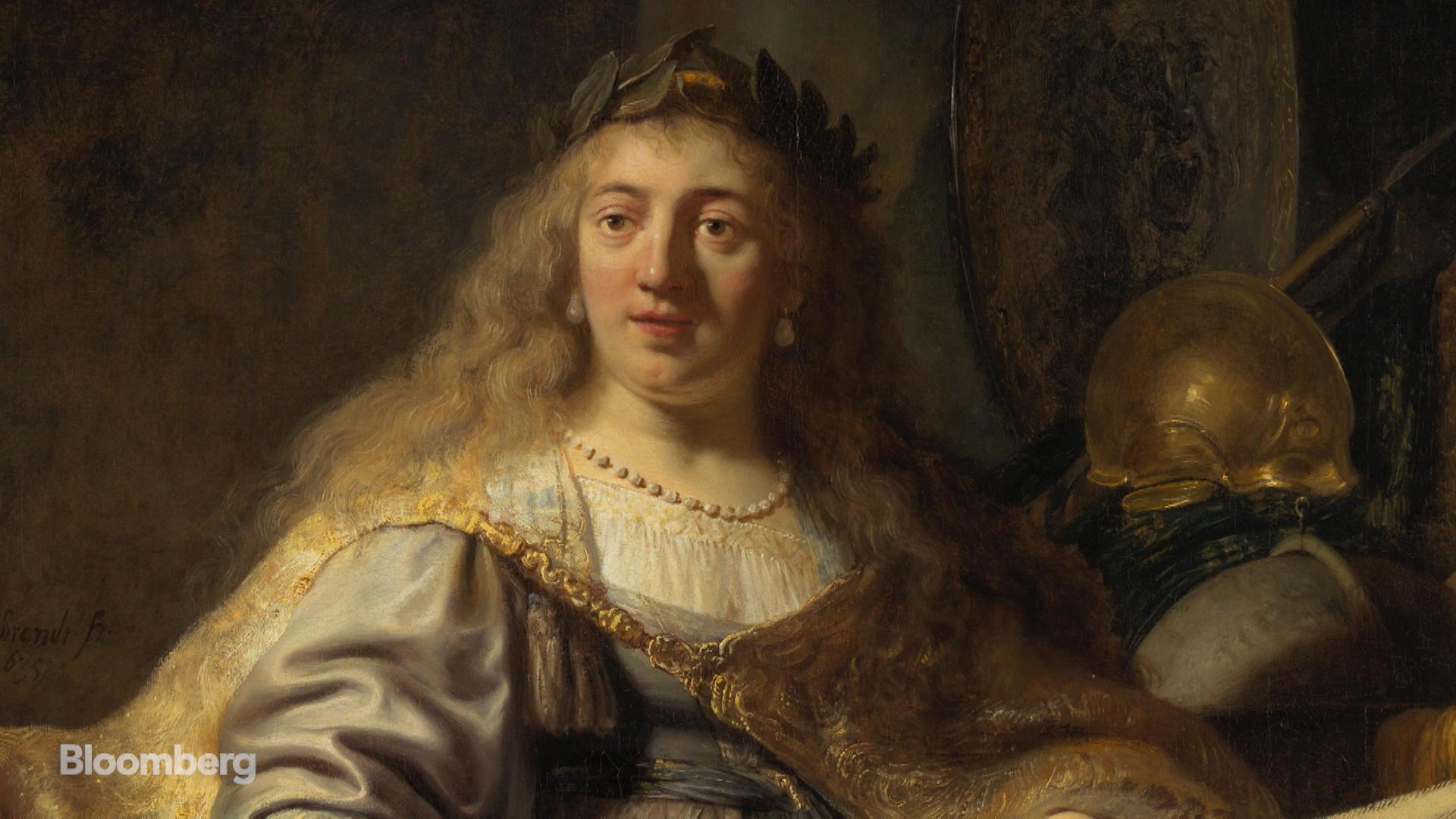 Rembrandt 'Spoke to Me,' Says Investor Thomas Kaplan