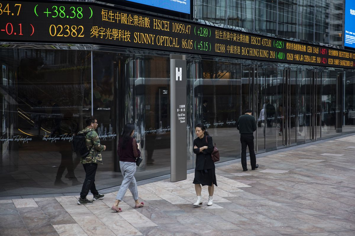 Why China's Wild Stock Swings May Get Easier to Ride
